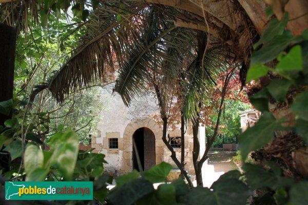 Torrelavit - Can Ribalta, capella