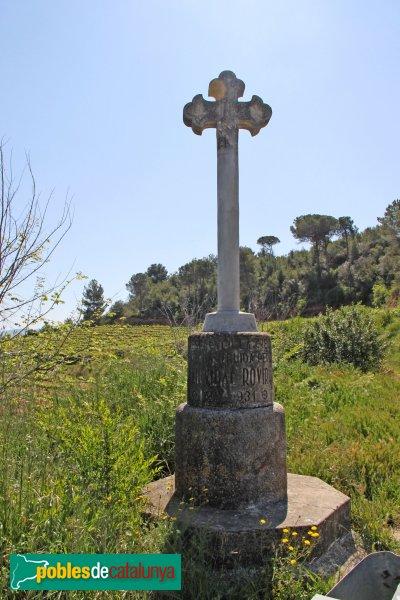 Torrelavit - Creu de terme