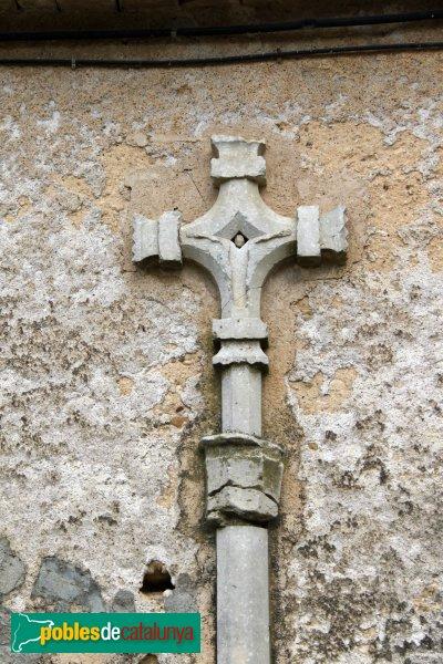 Palau de Santa Eulàlia - Creu de l'Estanyet