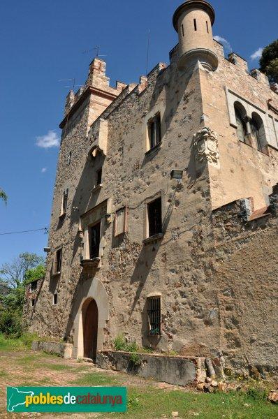 Cabrils - Castell de can Jaumar
