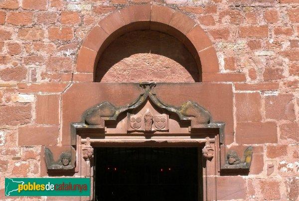 Gavà - Bruguers, portalada renaixentista