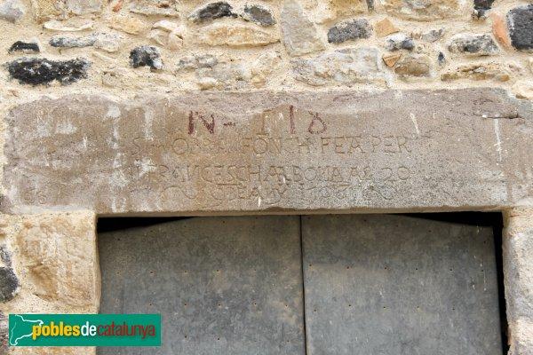 Garrigàs - Veïnat del Camí de Dalt (Arenys)