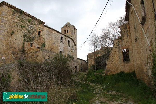 Garrigàs - Arenys d'Empordà. Veïnat de l'Església