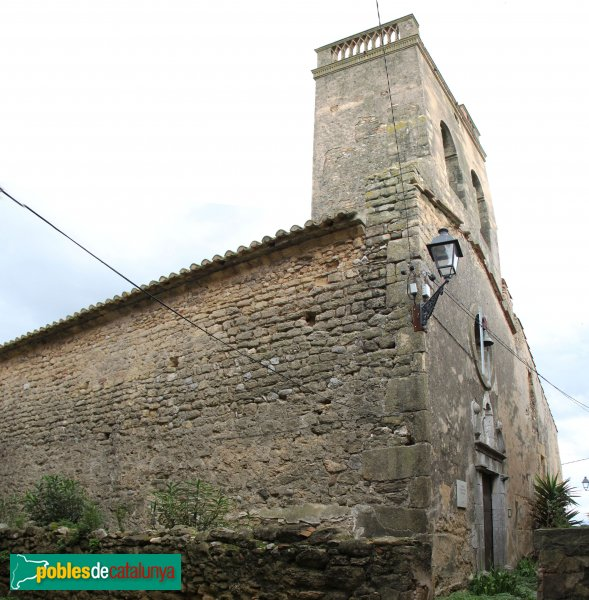 Garrigàs - Santa Maria d´Ermedàs