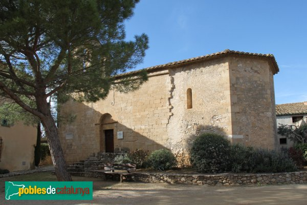 Garrigàs - Santa Maria de Vilajoan