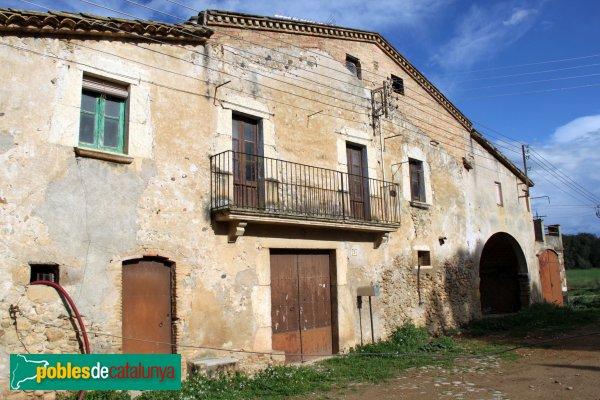 Garrigàs - Can Bianya (Vilajoan)