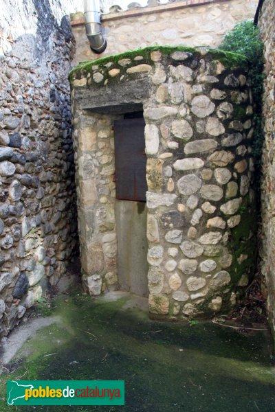 Garrigàs - Vilajoan, detall