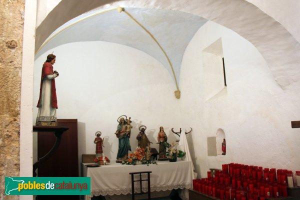 Garrigàs - Santa Llúcia de Tonyà