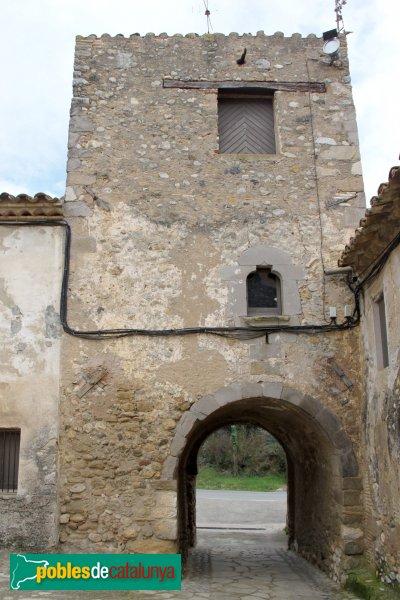 Vilaür - Portal de la muralla