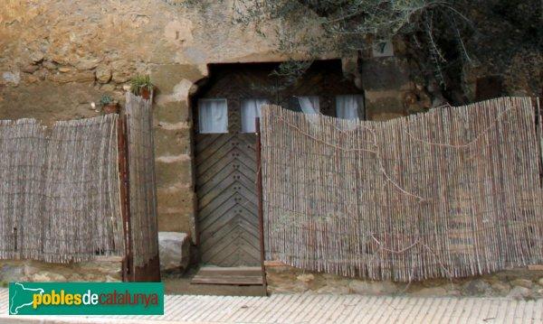 Vilaür - Can Metge, portal