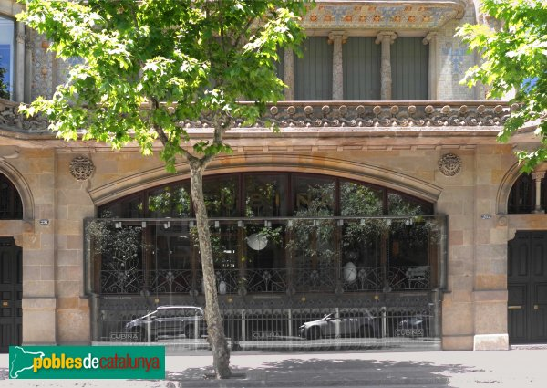 Barcelona - Mallorca, 291-293