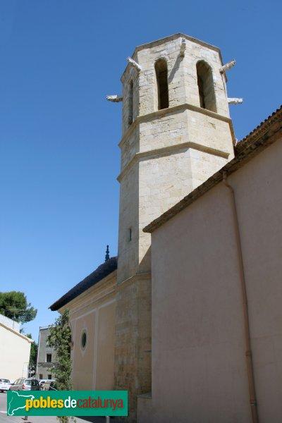 Sant Sadurní d'Anoia - Església: campanar