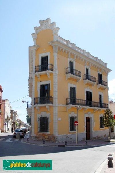 ant Sadurní d´Sant Sadurní d'Anoia - Casa Formosa Ragué-  (4)