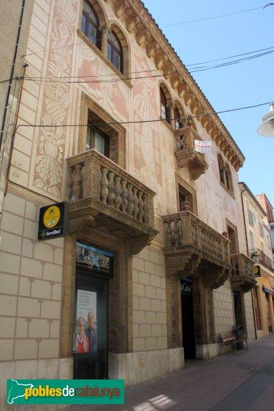 Casa formosa sant sadurn d 39 anoia pobles de catalunya - Muebles sant sadurni d anoia ...