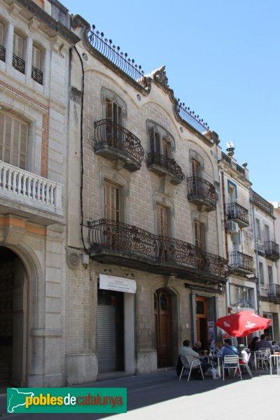 Sant Sadurní d'Anoia - Casa Lluís Mestres