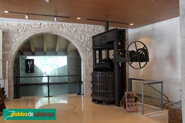 Sant Sadurní d'Anoia - Fassina de Can Guineu, Oficina de Turisme