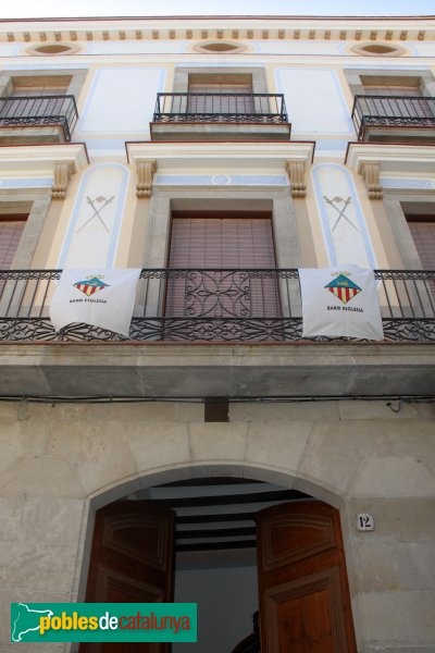 Sant Sadurní d´Anoia - Casa Madurell