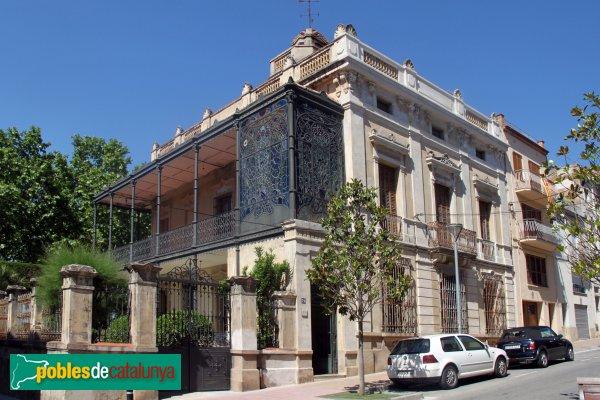Sant Sadurní d'Anoia - Cal Calixtus
