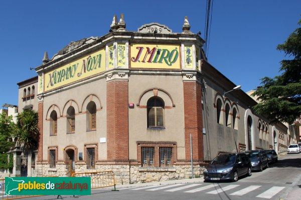Sant Sadurní d'Anoia - Caves Miró