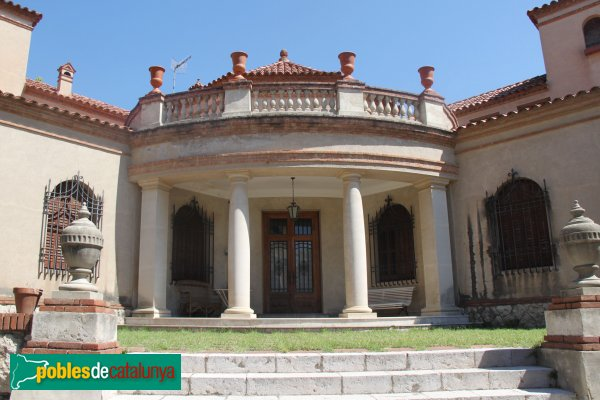 Sant Sadurní d'Anoia - Casa Miró