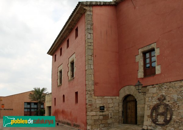 Sant Sadurní d'Anoia - Can Monistrol
