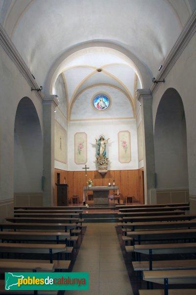 Sant Sadurní d'Anoia - Santa Maria de Monistrol d'Anoia