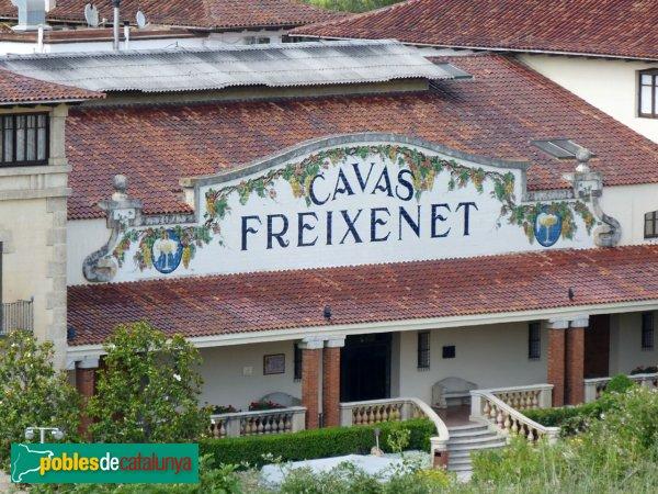 Sant Sadurní d'Anoia - Caves Freixenet