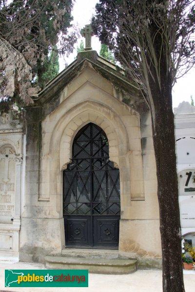 Sant Sadurní d'Anoia - Cementiri