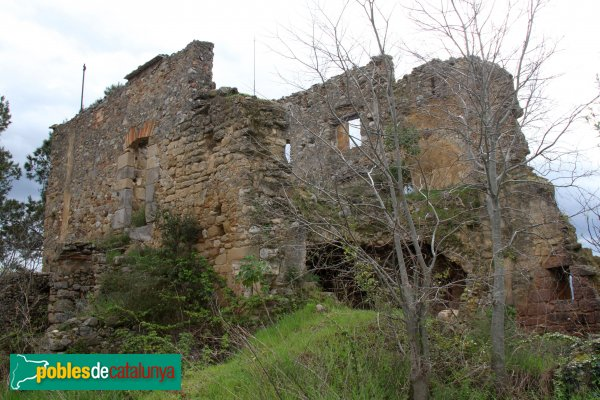Pontós - Castell