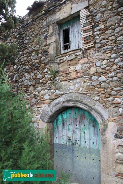 Pontós - Cases del Castell