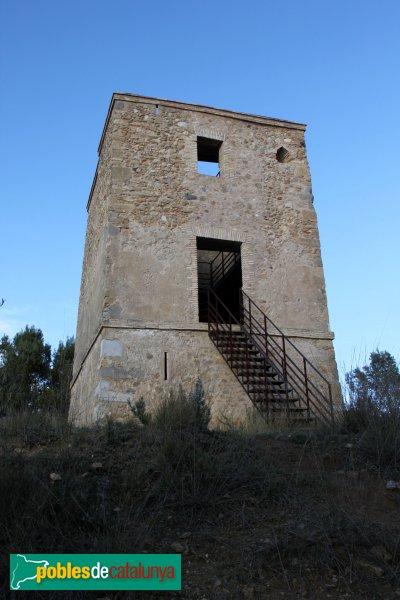Pontós - Torre de l'Àngel