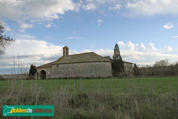 Pontós - Ermita de Santa Anna