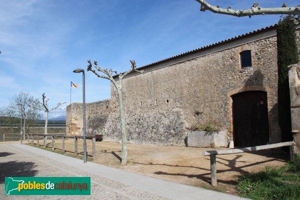 Bàscara - Castell