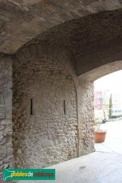 Bàscara - Muralles
