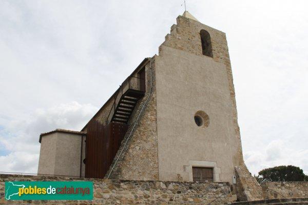 Bàscara - Església de Sant Feliu de Calabuig
