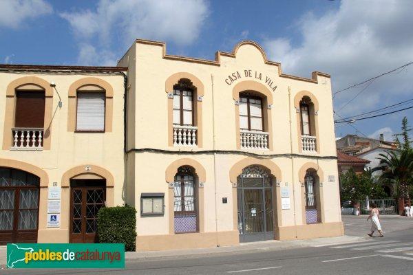 Pacs - Casa de la Vila