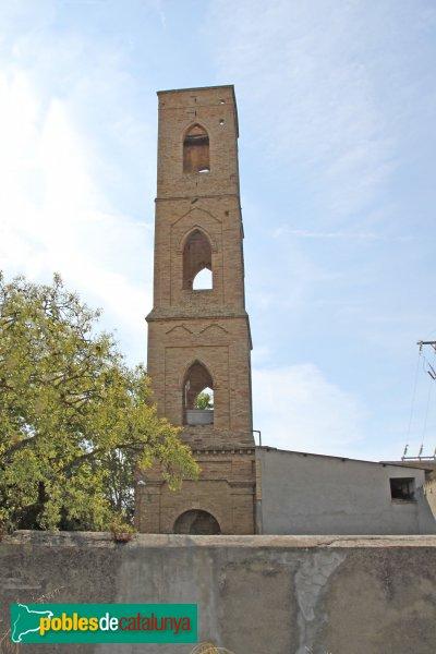 Pacs - Torre de l'Aigua de la Bleda