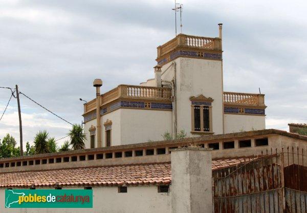 Sant Martí Sarroca - Torre de l´Americà