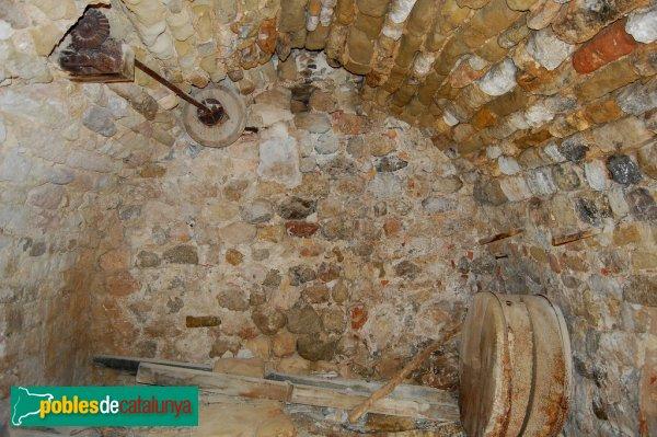 Sant Martí Sarroca - Baronia de Riudefoix