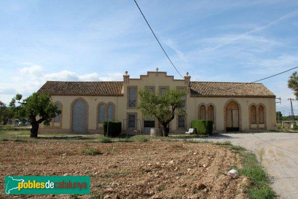 Sant Martí Sarroca - Escoles de la Bleda