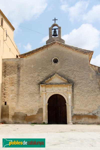 Sant Martí Sarroca - Capella del Roser (Can Lleó)