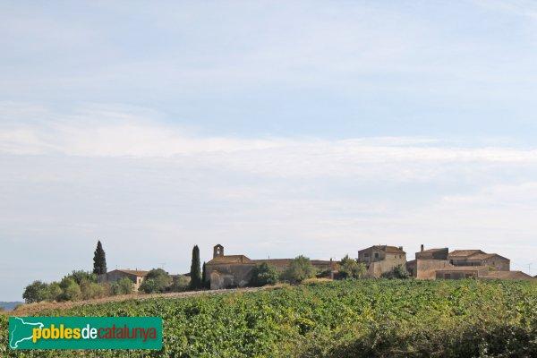 Sant Martí Sarroca - La Torre de Vernet
