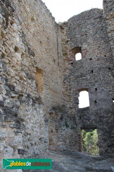 Gelida - Castell, torre
