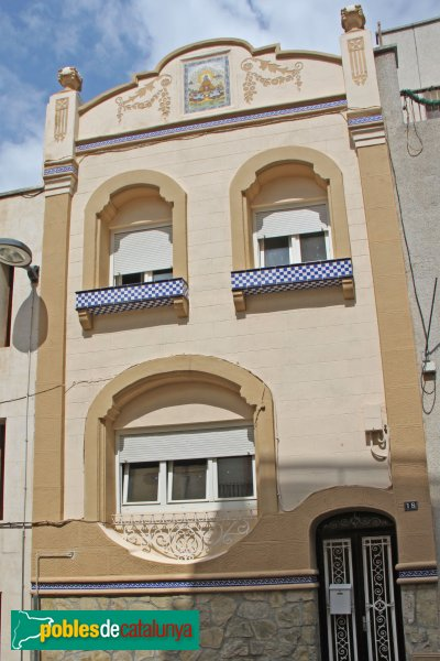 Gelida - Casa Ràfols