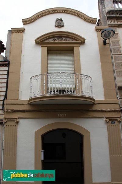 Gelida - Casa del carrer Major