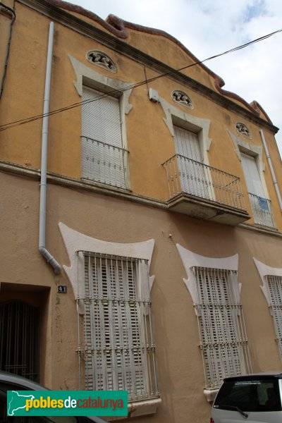Gelida - Casa Pallejà