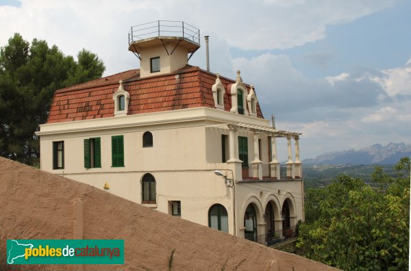 Gelida - Torre Monturiol