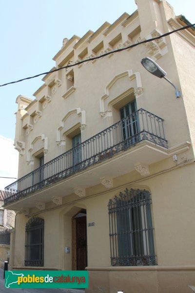 Gelida - Casa de Mossèn Jaume Via
