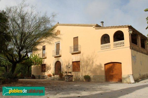Sant Quintí de Mediona - Can Figueres