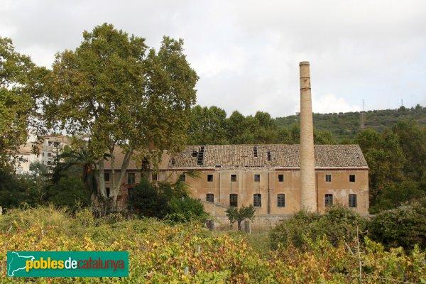 Sant Quintí de Mediona - Fàbrica de Ca l'Oliver (4)